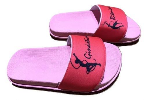chinelo rosa fotoshop